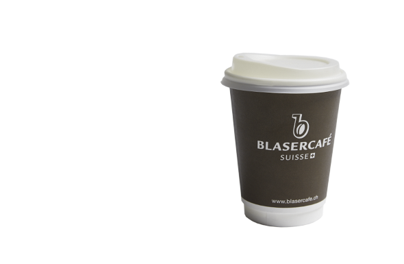Blasercafé Coffee to go Becher
