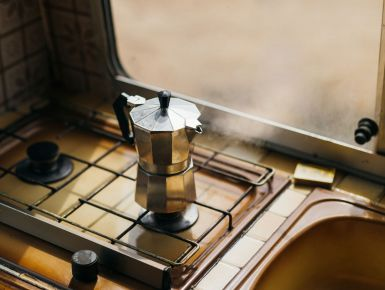 Moka Express Bialetti Kaffee Fairtrade